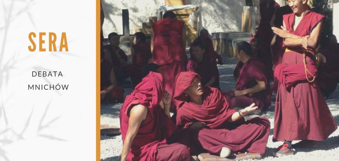 Debata w klasztorze Sera