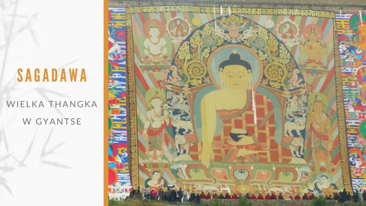 Festiwale w Tybecie sagadawa
