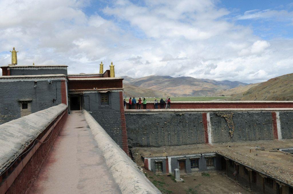Tybet. Sakya