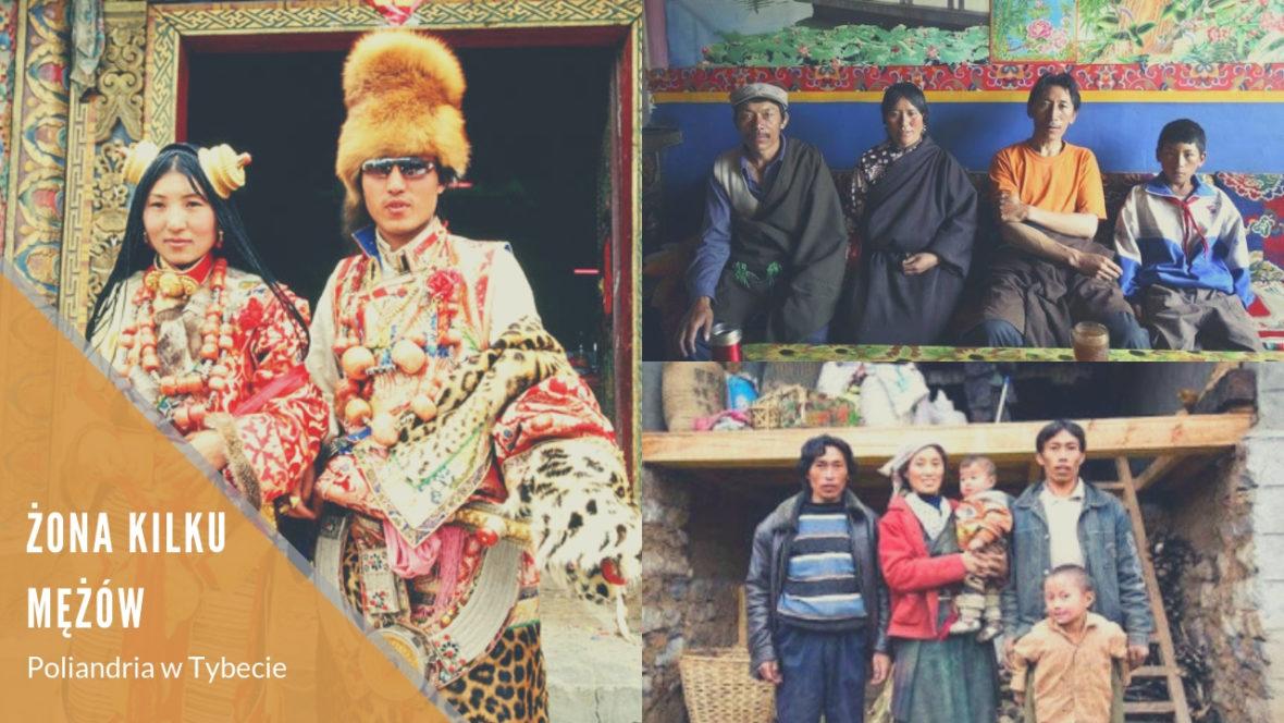 poliandria w Tybecie