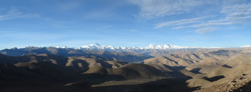 Granica Tybet - Nepal