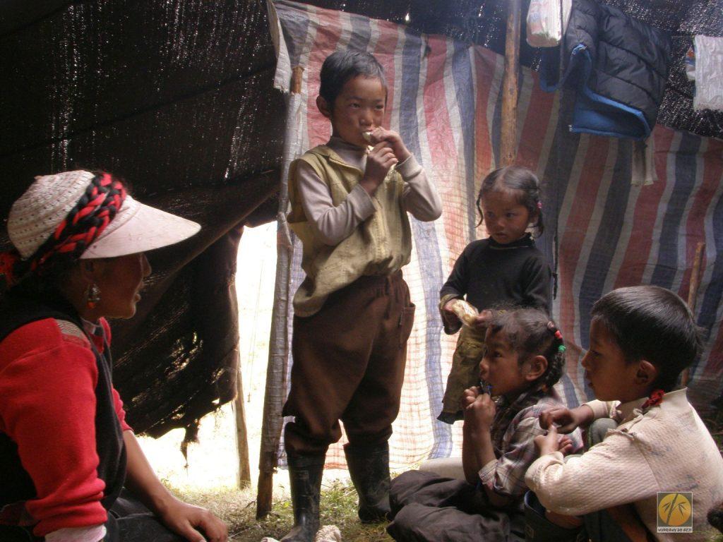 Tybetańscy nomadzi