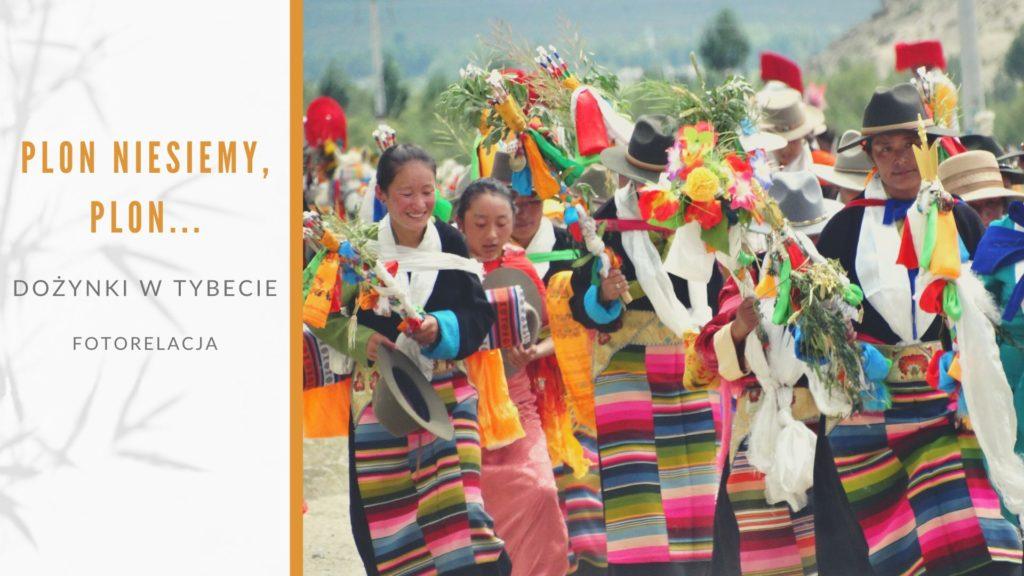dożynki w Tybecie