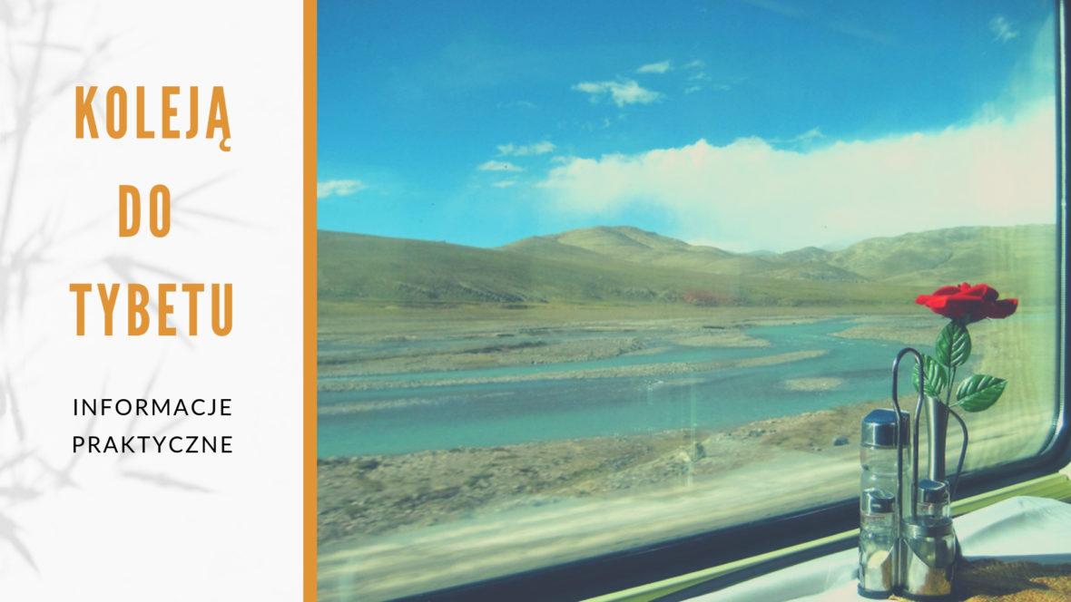 kolej tybetańska - pociągiem do Tybetu