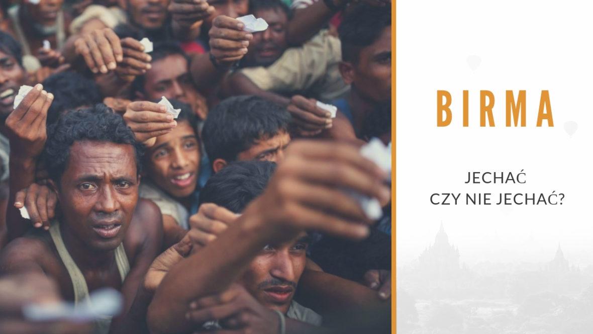 Bezpieczeństwo w Birmie