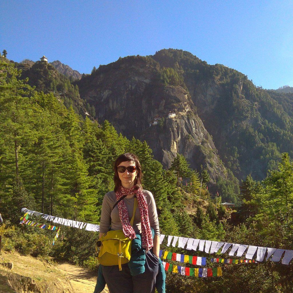 Trekking do Paro Taktsang Tygrysie gniazdo
