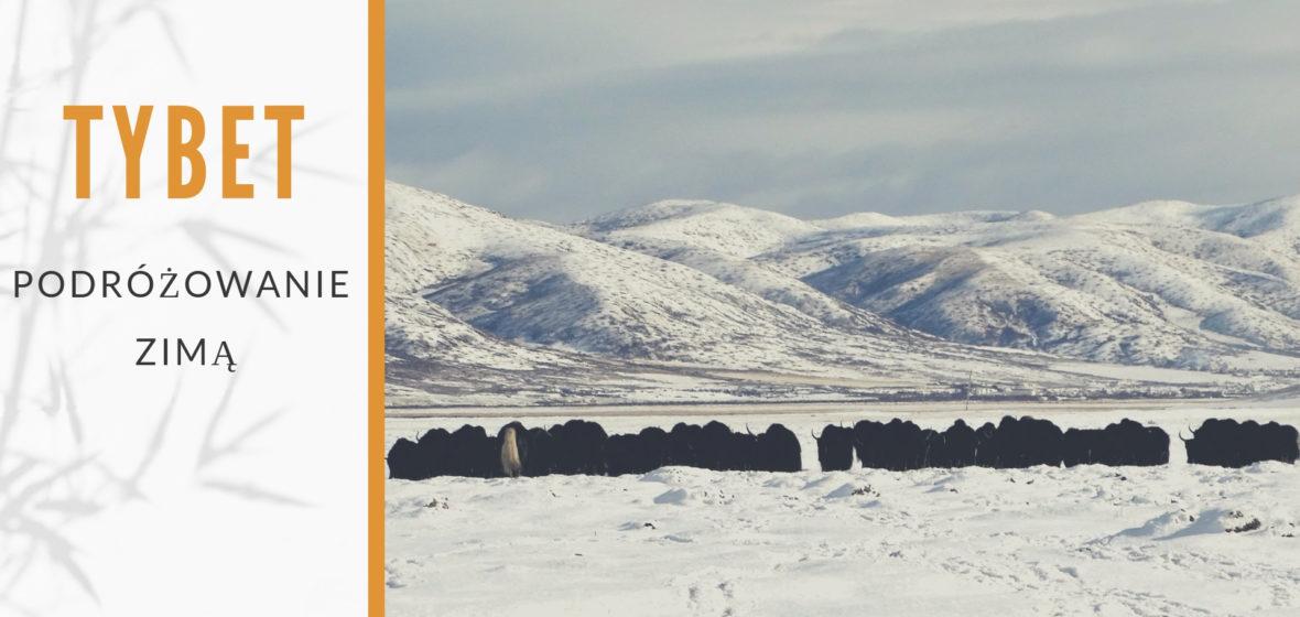 Tybet. Podróżowanie zimą