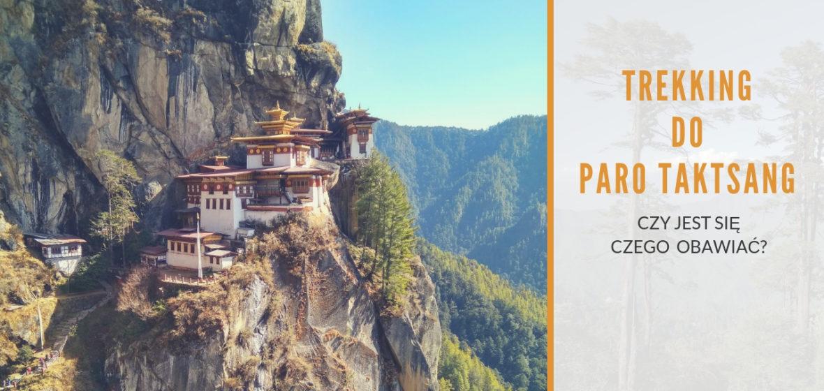 Trekking do Paro Taktsang