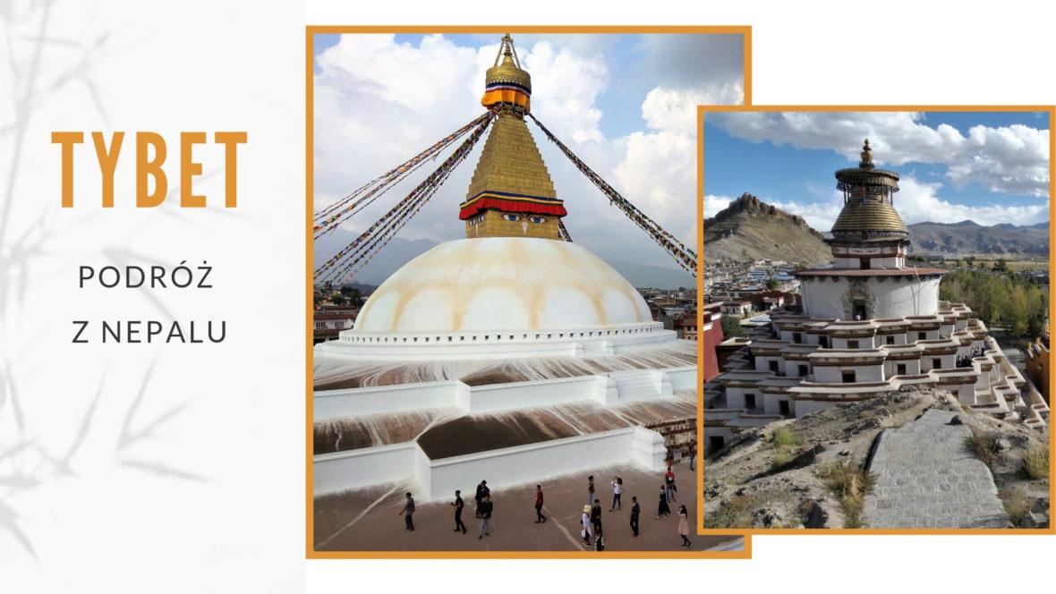 Tybet z Nepalu