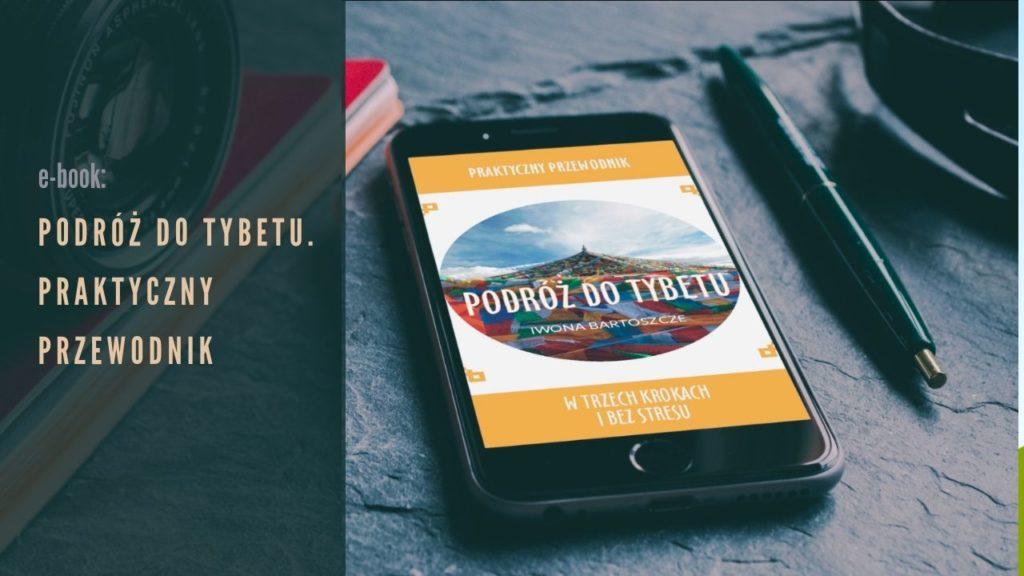 e-book Podróż do Tybetu Praktyczny przewodnik