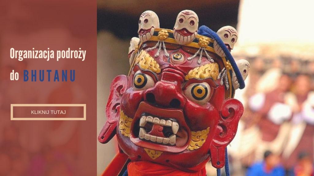 organizacja podróży do Bhutanu