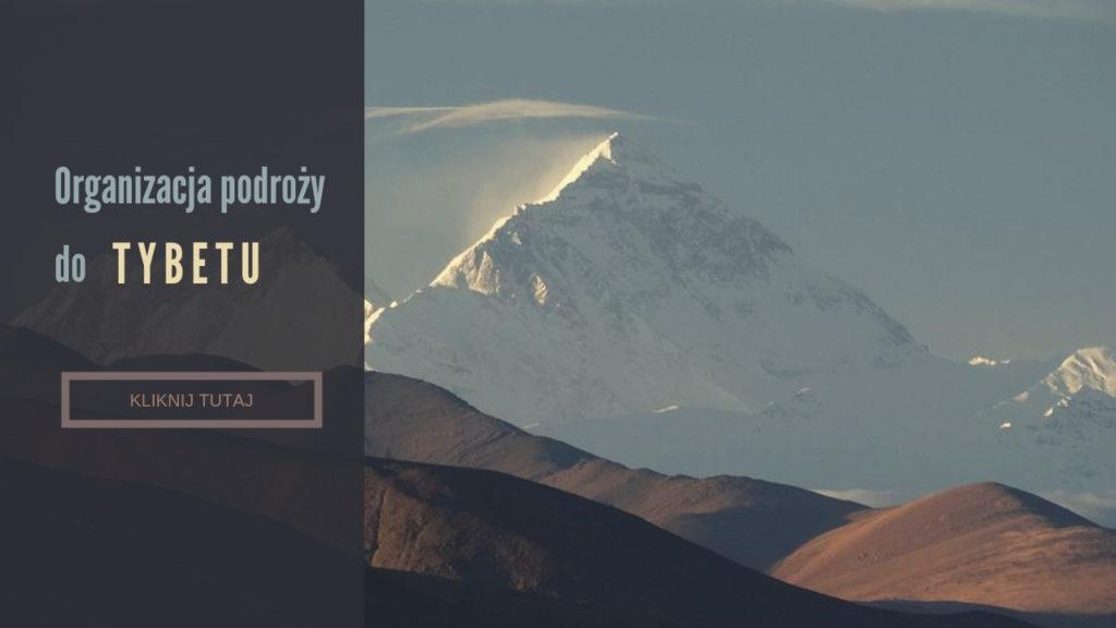 Organizacja podróży do Tybetu