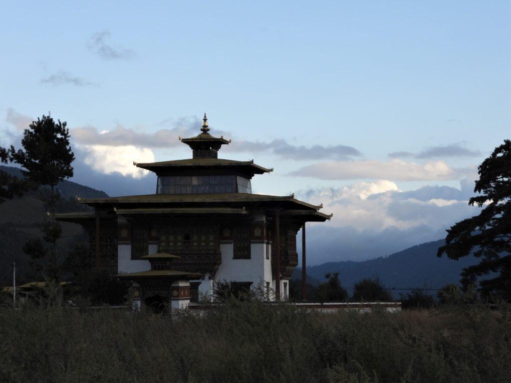 bHUTAN-BUMTHANG-ŚWIĄTYNIA