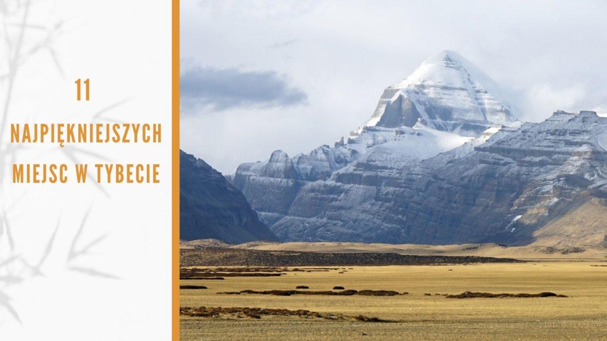 najpiękniejsze miejsca w Tybecie